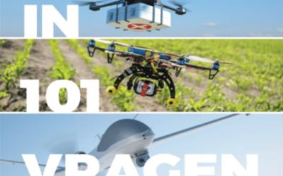 Alles wat u ooit wilde weten over drones – 101 vragen beantwoord