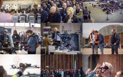 Drones in de Bouw in Vlaanderen – foto- en videoverslag