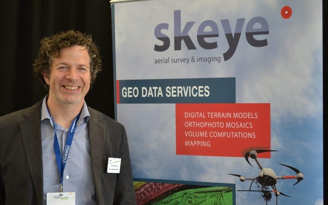 Skeye: internationale ambitie troef
