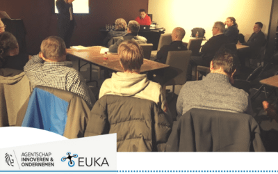 EUKA-UAV Pro-piloten in dialoog over GDPR