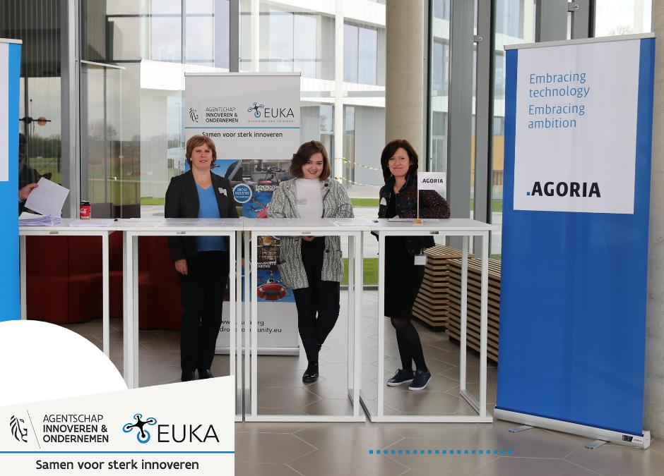 EUKA en Agoria organiseren matchmaking event op DronePort
