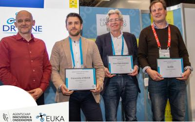 Dit zijn de winnaars van de Drone Hero Europe Contest 2019!