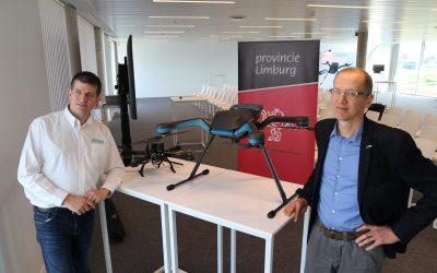 Nieuw vliegend robotsysteem voor efficiënte groene energie voorgesteld door Airobot en projectpartner Mind4Energy