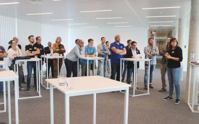 Uitwisselingsproject voor werkplekleren in de drone-industrie voorgesteld