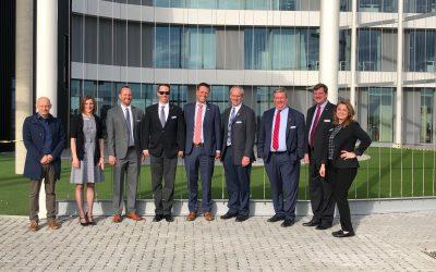 EUKA geeft leden de kans om te pitchen voor grootste dronebedrijf ter wereld