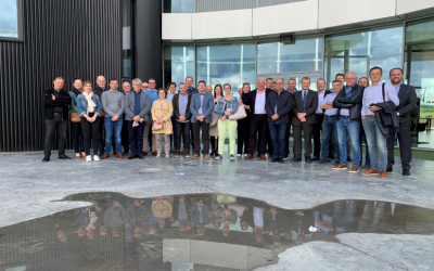 Circle of Police Leadership Limburg bezoekt DronePort