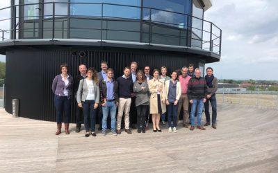 HYPEREGIO workshop op DronePort