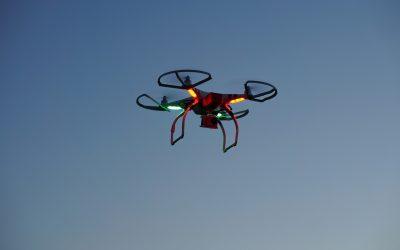 Het DGLV start 4 september met online registratieplatform voor drones