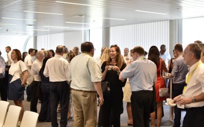 Vlaamse dronebedrijven voorgesteld aan buitenlandse vertegenwoordigers van FIT