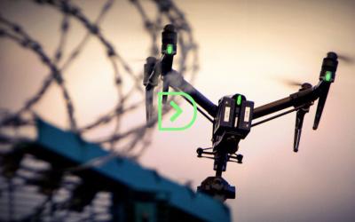 Zijn drones een bedreiging voor onze luchtvaart?