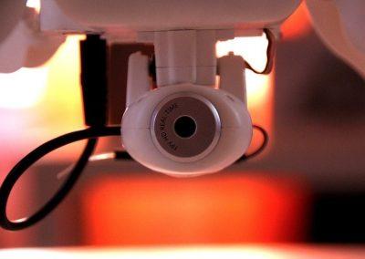 OmniDrone: 720°-camera's voor meer efficiënt gebruik van drones