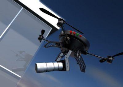 CCTV integratie op Counter UAV