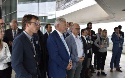 SAFIR-consortium toont levensvatbaar drone-verkeer in de haven van Antwerpen