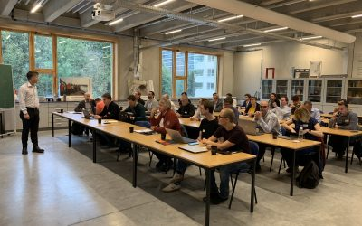 UA en WTCB starten met EUKA project voor automatische inspectie van infrastructuur