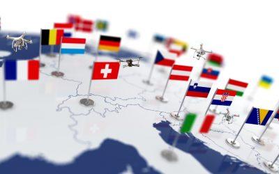 Implementatie van de nieuwe Europese dronewetgeving uitgesteld