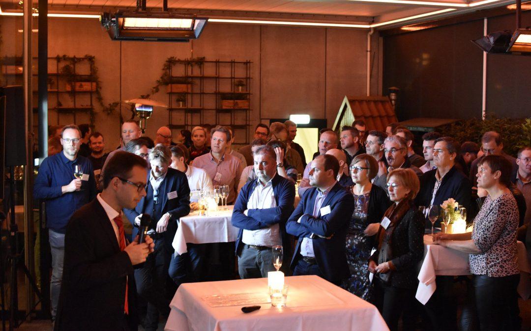 EUKA, Agoria en FIT organiseren tweede Drone Dinner tijdens Amsterdam Drone Week