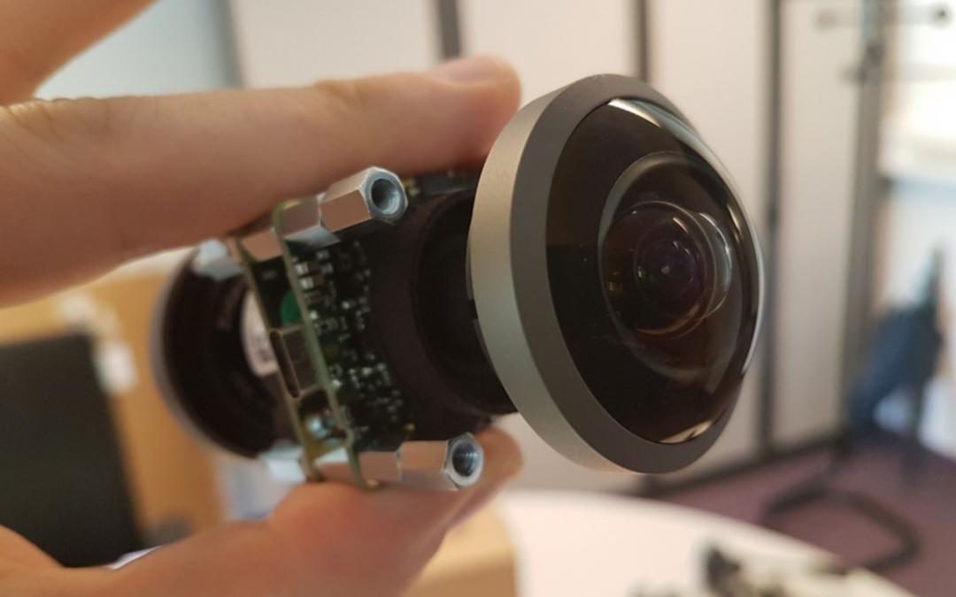 OmniDrone bouwt aan 720° camerasystemen voor intelligentere drones