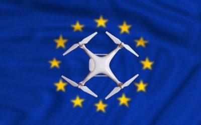 DGLV lanceert FAQ over de nieuwe Europese dronewetgeving