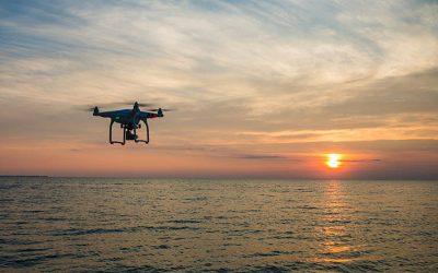 600.000 euro Vlaamse steun voor Drone Port West-Vlaanderen
