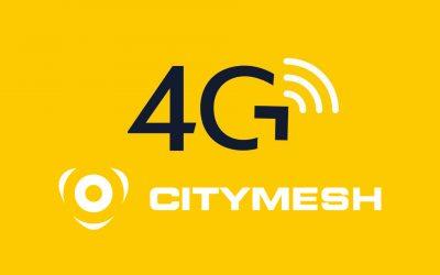 De laatst beschikbare nationale 4G licentie is officieel aan Citymesh toegekend door het BIPT