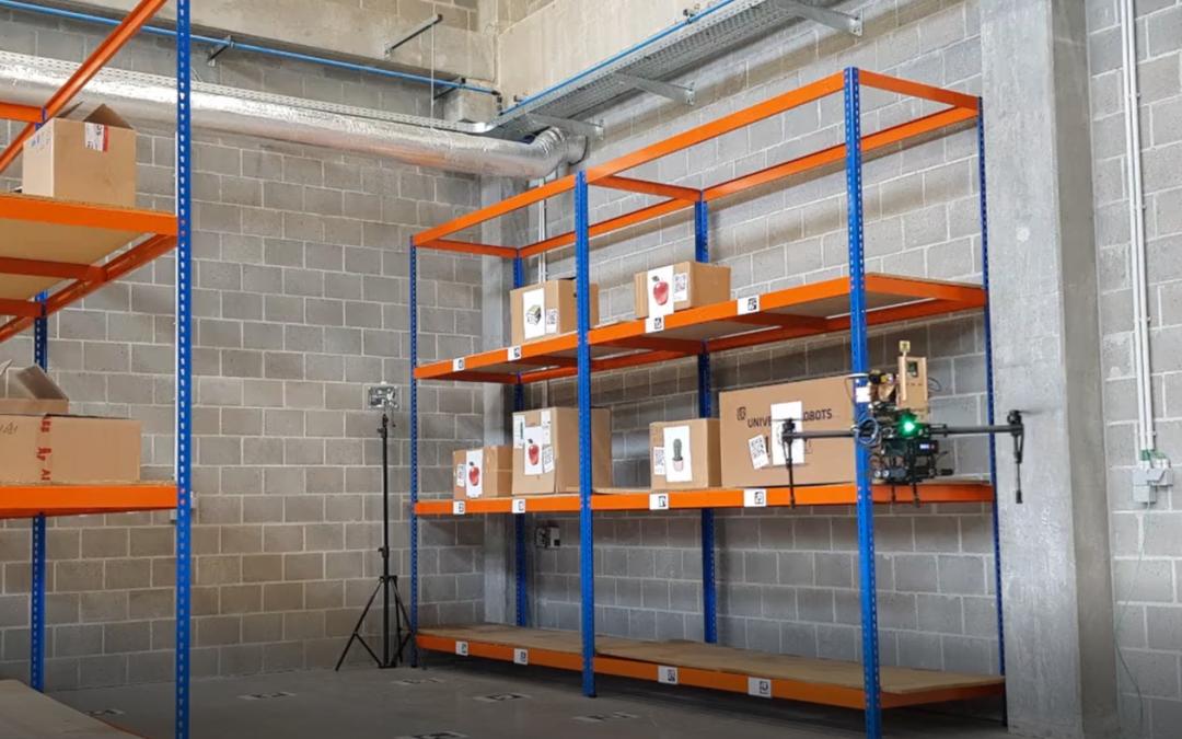Sensor fusion toolbox 'Oase' voor indoor lokalisatie