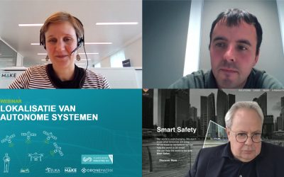 HERBEKIJK: Webinar met DroneMatrix over de lokalisatie van autonome systemen