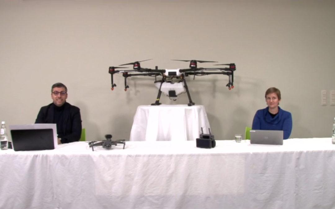 HERBEKIJK: webinar over de nieuwe Europese dronewetgeving