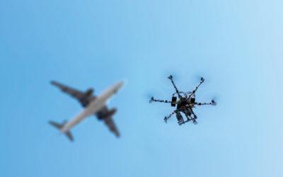Eerste standaardscenario voor VLOS vluchten boven een gecontroleerd grondoppervlakte gepubliceerd