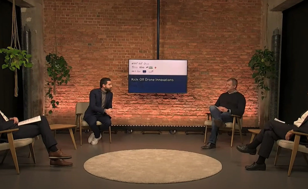 HERBEKIJK: de voorstelling van Drone Innovations West-Vlaanderen