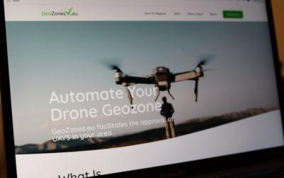 IDRONECT bedenkt authorisatietool GeoZones.eu voor geozone managers uit nieuwe drone wetgeving
