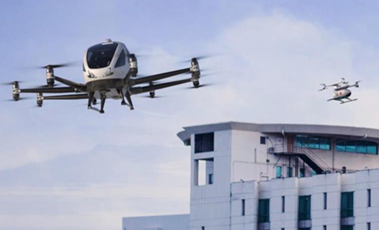 EU lanceert medisch transport door grootschalige demonstraties met drones