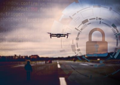 'Cyber secured' drones
