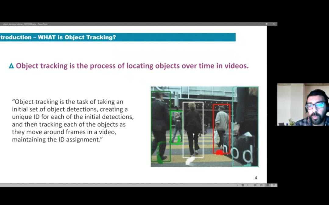 HERBEKIJK: webinar over 'object tracking' van en door drones m.b.v. AI