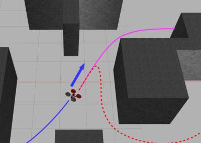 Smooth path planning algoritmes voor autonome voertuigen
