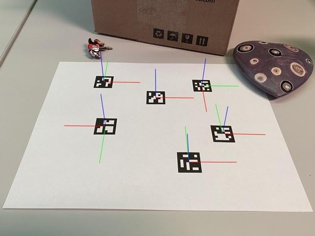 Hoe werken 'markers' en welke gebruik ik voor mijn dronetoepassing?