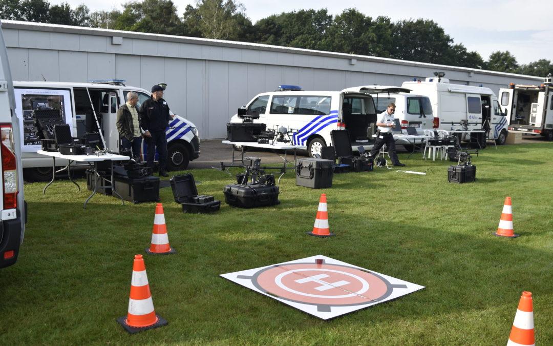 EUKA-leden stellen hun producten en diensten voor aan 25 politiezones