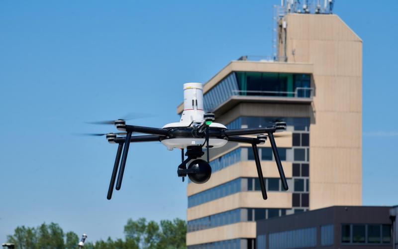 Port of Zeebrugge en iDronect digitaliseren droneverkeer in havengebied
